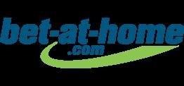 Der Screenshot zeigt das Bet-at-Home Logo
