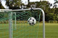 Fußball im Dreiangel