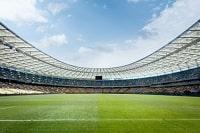 Bild zeigt ein Baseball Stadion
