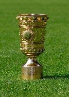 Hier ist der DFB Pokal