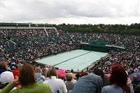 Foto des Wimbledon Courts