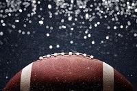Spielball des American Footballs
