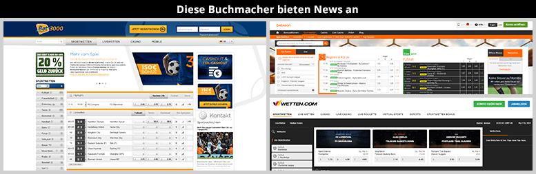 Anbieter News