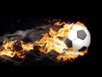 Brennender Fussball_2