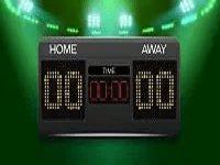 Spielstand Unentschieden 1